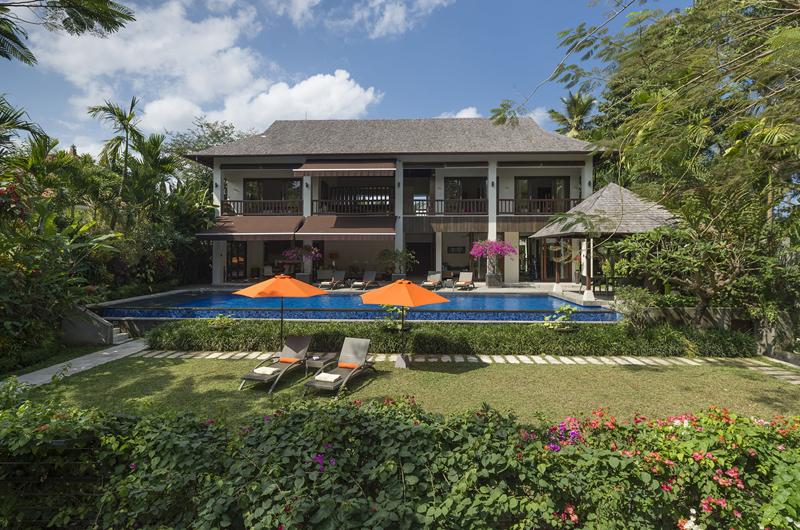 Gardens and Pool - Villa Shinta Dewi Ubud - Ubud, Bali