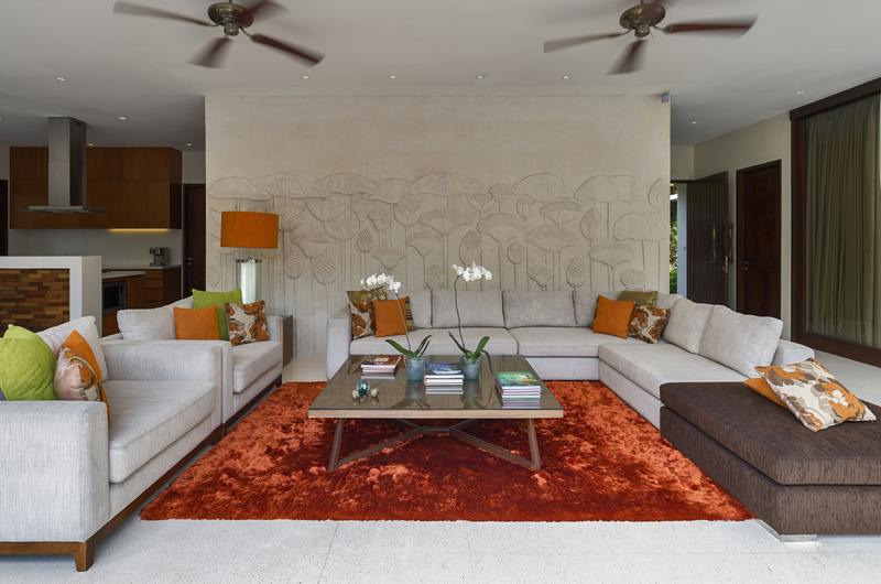 Indoor Lounge Area - Villa Shinta Dewi Ubud - Ubud, Bali