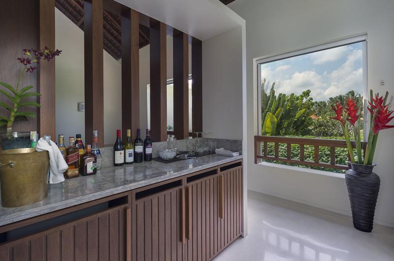 Bar Counter - Villa Shinta Dewi Ubud - Ubud, Bali