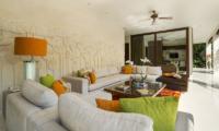 Family Area - Villa Shinta Dewi Ubud - Ubud, Bali
