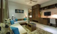 Indoor Living Area - Villa Shinta Dewi Ubud - Ubud, Bali