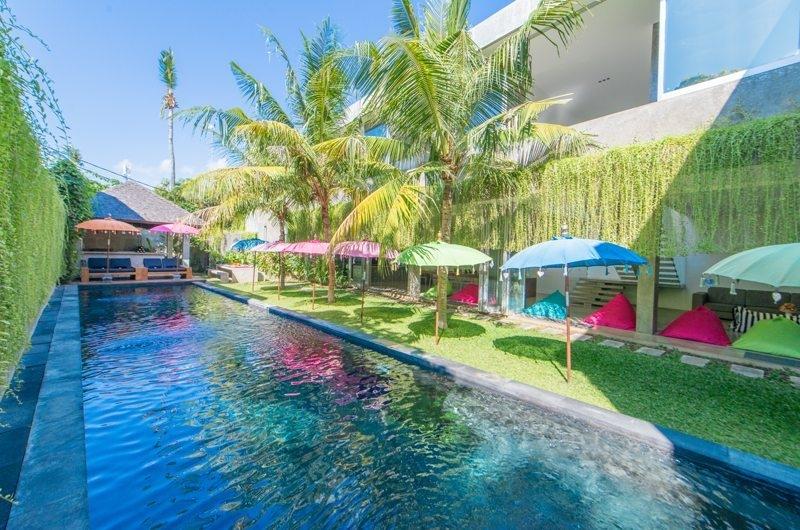 Private Pool - Villa Simpatico - Seminyak, Bali