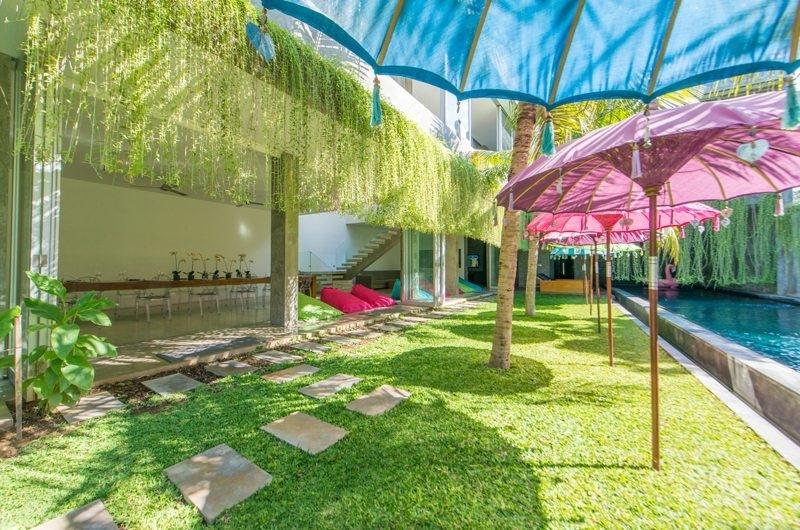 Gardens - Villa Simpatico - Seminyak, Bali