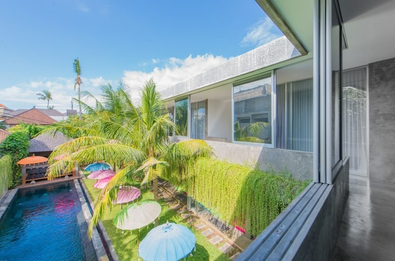 Gardens and Pool - Villa Simpatico - Seminyak, Bali