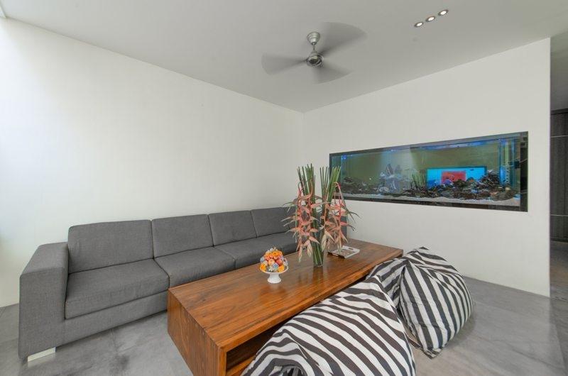 Lounge Area - Villa Simpatico - Seminyak, Bali