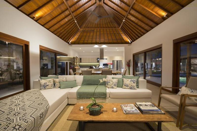 Living Area - Villa Sol Y Mar - Uluwatu, Bali