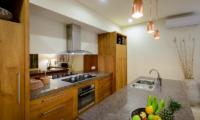 Kitchen Area - Villa Sophia Legian - Legian, Bali