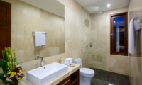 Bathroom with Shower - Villa Sophia Legian - Legian, Bali