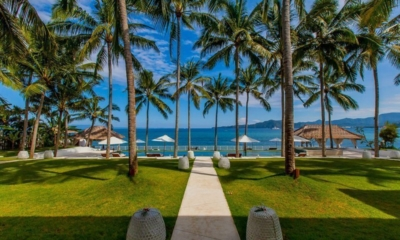 Gardens with Sea View - Villa Stella - Candidasa, Bali