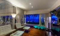 Lounge Area with TV - Villa Stella - Candidasa, Bali