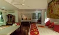 Bedroom with Sofa - Villa Stella - Candidasa, Bali