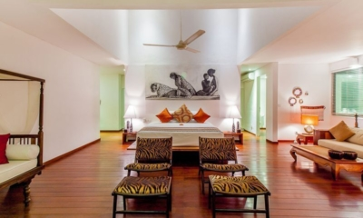 Bedroom with Seating Area - Villa Stella - Candidasa, Bali