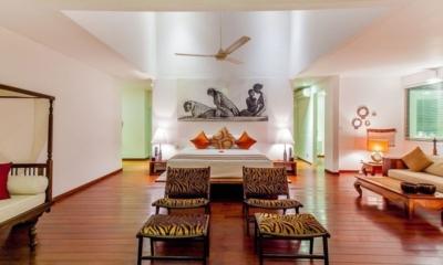 Bedroom with Seating Area - Villa Stella - Candidasa, Bali
