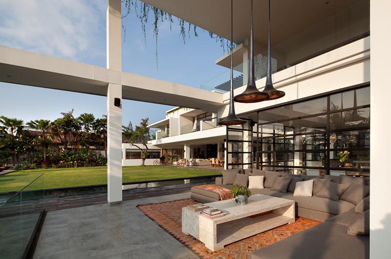 Open Plan Living Area - Villa Suami - Canggu, Bali