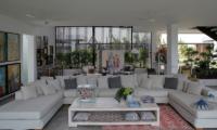 Indoor Living Area - Villa Suami - Canggu, Bali