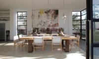 Indoor Dining Area - Villa Suami - Canggu, Bali