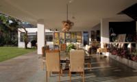 Dining Area - Villa Suami - Canggu, Bali