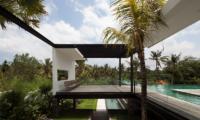 Pool Side Seating Area - Villa Suami - Canggu, Bali