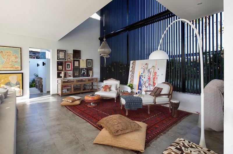 Lounge Area - Villa Suami - Canggu, Bali