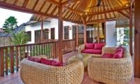 Outdoor Lounge - Villa Sundari - Seminyak, Bali