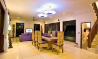 Dining Area - Villa Sundari - Seminyak, Bali