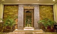 Entrance - Villa Sundari - Seminyak, Bali