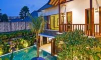 Gardens and Pool - Villa Sundari - Seminyak, Bali