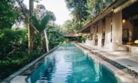 Pool - Villa Sungai Bali - Tabanan, Bali