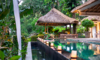 Swimming Pool - Villa Sungai Bali - Tabanan, Bali