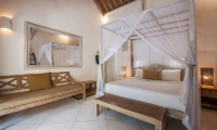 Bedroom with Seating Area - Villa Sungai Bali - Tabanan, Bali