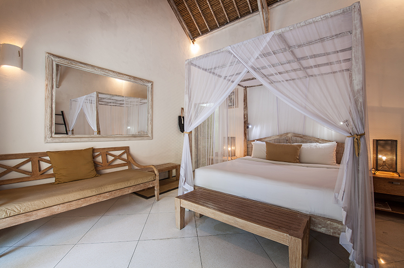 Bedroom with Seating Area - Villa Sungai Bali - Tabanan, Bali