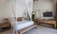 Bedroom with Mirror - Villa Sungai Bali - Tabanan, Bali