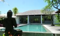 Swimming Pool - Villa Tempat Damai - Canggu, Bali