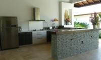 Kitchen Area - Villa Tempat Damai - Canggu, Bali