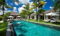 Swimming Pool - Villa Tiga Puluh - Seminyak, Bali