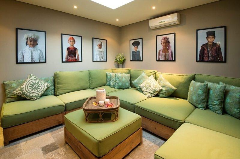 Lounge Area - Villa Tiga Puluh - Seminyak, Bali