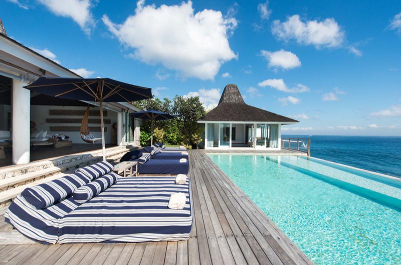 Pool - Villa Seriska Seminyak - Seminyak, Bali