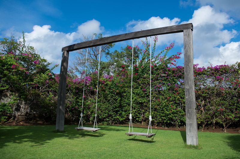 Outdoor Swing - Villa Seriska Seminyak - Seminyak, Bali
