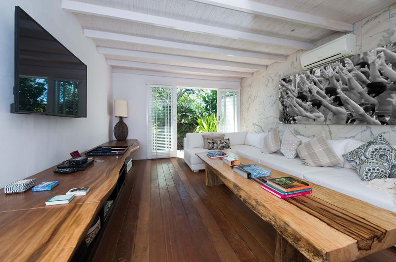 TV Room - Villa Seriska Seminyak - Seminyak, Bali