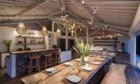 Dining Area - Villa Seriska Seminyak - Seminyak, Bali