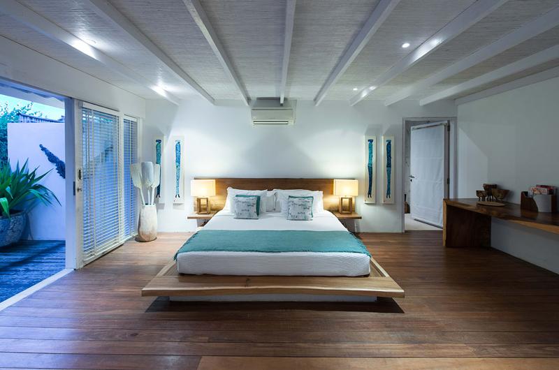 Bedroom with View - Villa Seriska Seminyak - Seminyak, Bali