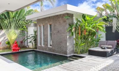 Private Pool - Villa Turtle - Seminyak, Bali