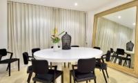 Indoor Dining Area - Villa Venus Bali - Pererenan, Bali