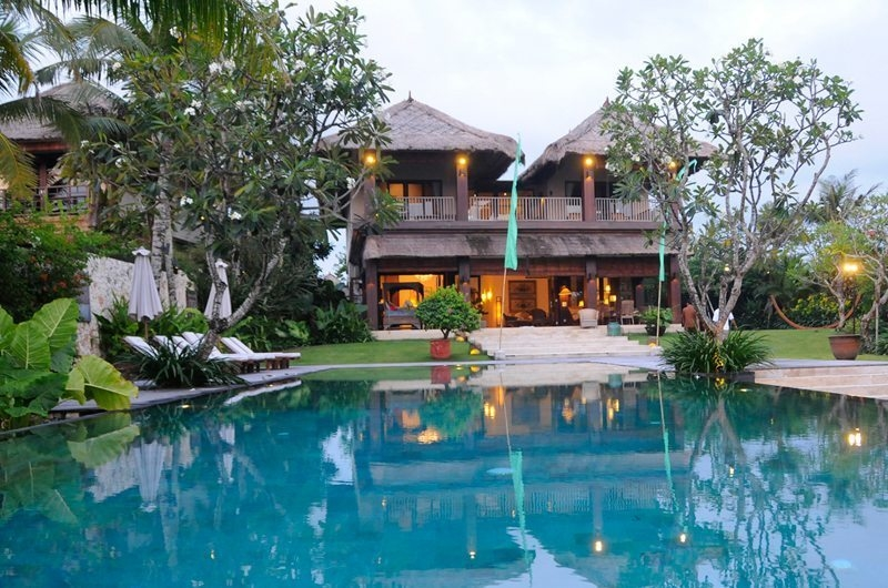 Swimming Pool - Villa Waringin - Pererenan, Bali