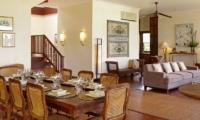 Dining Area - Villa Waringin - Pererenan, Bali