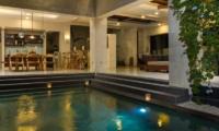 Pool Side - Villa Yang Seminyak - Seminyak, Bali