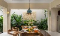 Dining Area - Villa Yang Seminyak - Seminyak, Bali