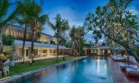 Pool Side Loungers - Villa Zambala - Canggu, Bali
