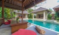 Pool Side - Villa Zanissa Villa Nissa - Seminyak, Bali
