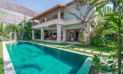 Private Pool - Villa Zanissa Villa Zack - Seminyak, Bali